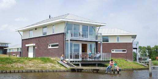 Landal Esonstad   8-persoonswoning - comfort   type 8E3   Anjum, Friesland