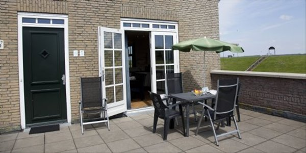 Landal Esonstad | 4 persoonsmaisonnette comfort | type 4B1 | Anjum, Friesland