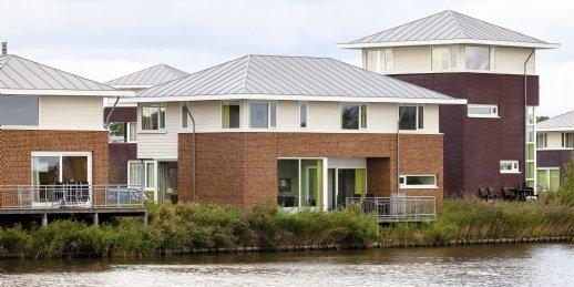 Landal Esonstad   10-persoonswoning - comfort   type 10F2   Anjum, Friesland
