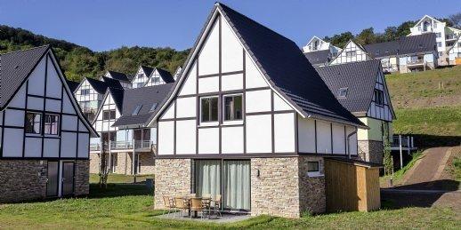 Landal Eifeler Tor | 10-persoonsbungalow - luxe | type 6L | Heimbach, Eifel