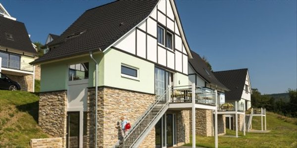Landal Eifeler Tor | 10-persoonsbungalow - luxe | type 10EL | Heimbach, Eifel