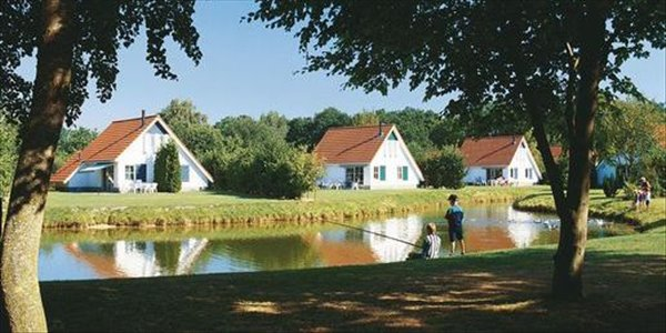 Landal Landgoed De Elsgraven | 4 persoonsbungalow luxe | type 4BL2 | Enter, Overijssel