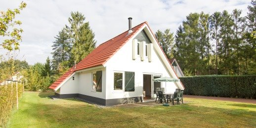 Landal Landgoed De Elsgraven   4-6-persoonsbungalow - basis   type 4-6C   Enter, Overijssel