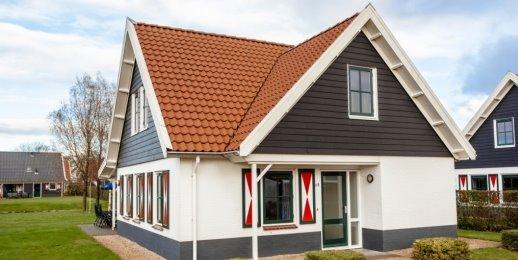 Landal Duinpark 't Hof van Haamstede   8-pers.bungalow - luxe   type 8CE   Burgh-Haamstede, Zeeland