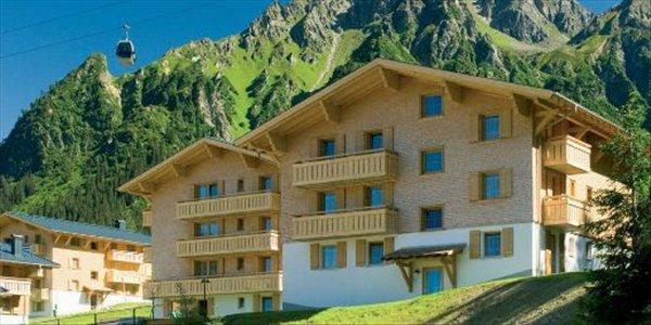 Landal Hochmontafon | 6 persoonsappartement | type 6A | Gargellen in Montafon, Vorarlberg