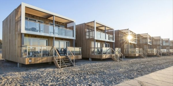Landal Hoek van Holland | 4-6-pers. beach villa | Typ 4-6SH | Hoek van Holland, Zuid-Holland