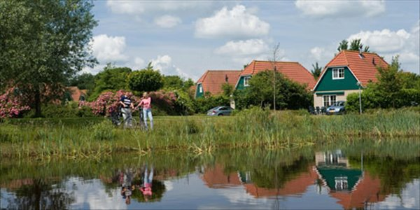Landal Hunerwold State | 4 persoonsbungalow comfort | type 4B | Wateren, Drenthe
