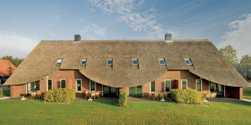 Hof van Saksen | 4-persoons boerderij - comfort | Type 4C | Nooitgedacht, Drenthe