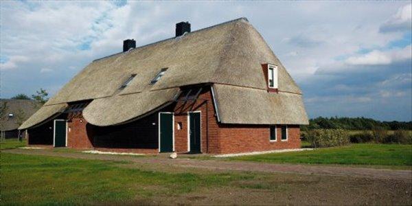 Hof van Saksen | 6 persoons boerderij comfort | Type 6C | Nooitgedacht, Drenthe
