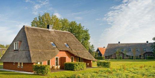 Hof van Saksen | 6-persoons 'kinder'boerderij - comfort | Type 6CK | Nooitgedacht, Drenthe