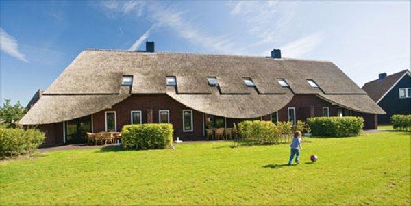 Hof van Saksen | 4-persoons 'kinder'boerderij - comfort | Type 4CK | Nooitgedacht, Drenthe