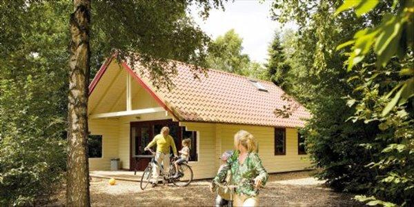 Landal Het Land van Bartje | 2 persoonsbungalow | type 2A | Ees, Drenthe