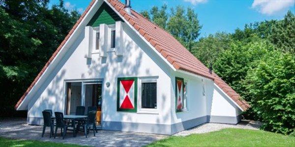 Landal Het Land van Bartje | 4 persoonslandhuis | type 4B | Ees, Drenthe