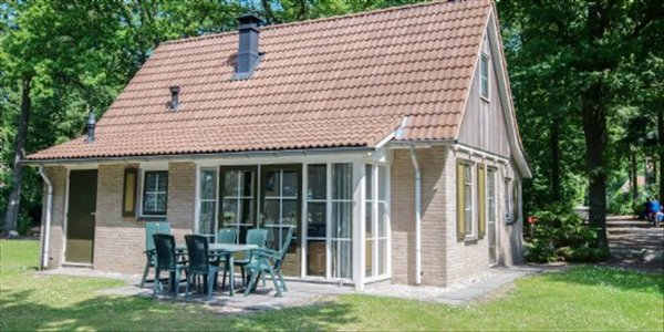 Landal Het Land van Bartje   5 persoonsbungalow   type 5C2   Ees, Drenthe