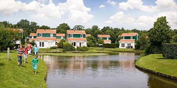 Landal Villapark Livingstone | 6 persoonsvilla extra luxe | type 6EL | Burgh Haamstede, Zeeland