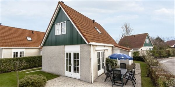 Landal Villapark Livingstone | 6 persoonsvilla comfort | type 6D1 | Burgh Haamstede, Zeeland