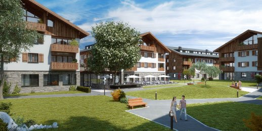 Landal Resort Maria Alm | 10-12-persoonsappartement | type 10+2C | Maria Alm, Salzburgerland