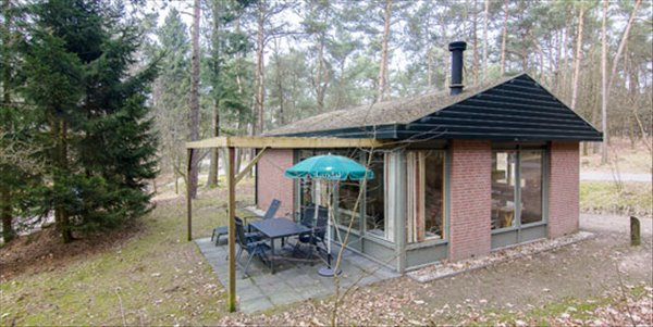Landal Miggelenberg | 2 persoonsbungalow luxe | type 2L | Hoenderloo, Veluwe