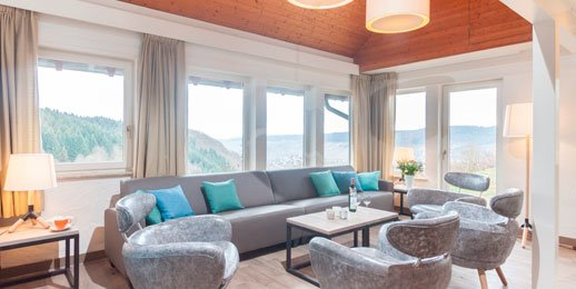 Landal Mont Royal | 10-persoonsbungalow - comfort | type 10C | Krov, Moezel