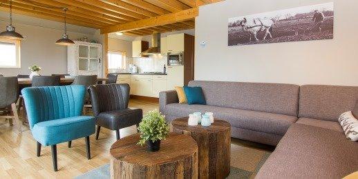 Landal Orveltermarke | 6-persoonsbungalow - comfort | Type 6C1 | Witteveen, Drenthe