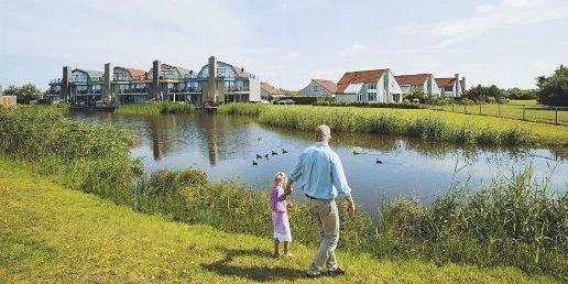 Ferienhaus Beach Resort Ooghduyne - 6- Pers.-Landhaus - Luxus (1239640), Duinzoom, , Nordholland, Niederlande, Bild 3