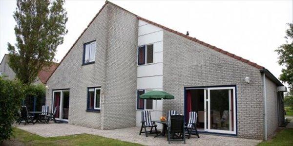 Landal Ooghduyne | 10-persoonsvilla - luxe | type 10FL | Julianadorp aan Zee, Noord-Holland