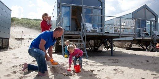 Ferienhaus Beach Resort Ooghduyne - 6- Pers.-Landhaus - Luxus (1239640), Duinzoom, , Nordholland, Niederlande, Bild 14