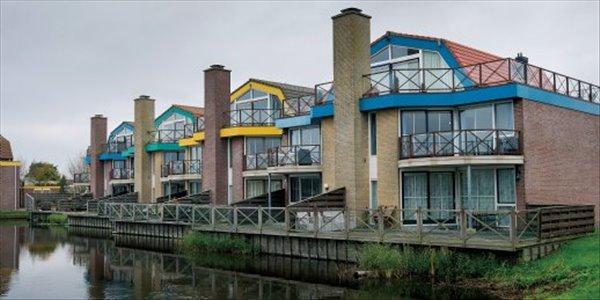Landal Ooghduyne | 2 persoonsappartement luxe | type 2AL | Julianadorp aan Zee, Noord Holland