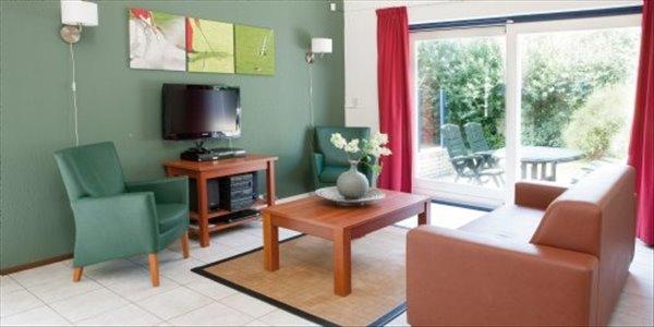 Landal Ooghduyne | 4 persoonsappartement luxe | type 4L2 | Julianadorp aan Zee, Noord Holland