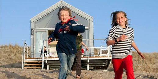 Ferienhaus Beach Resort Ooghduyne - 6- Pers.-Landhaus - Luxus (1239640), Duinzoom, , Nordholland, Niederlande, Bild 8