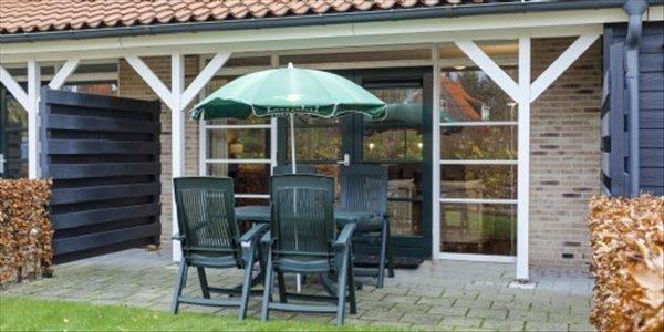 Landal Résidence 't Hof van Haamstede | 4 persoonswoning | type 4BL | Burgh Haamstede, Zeeland