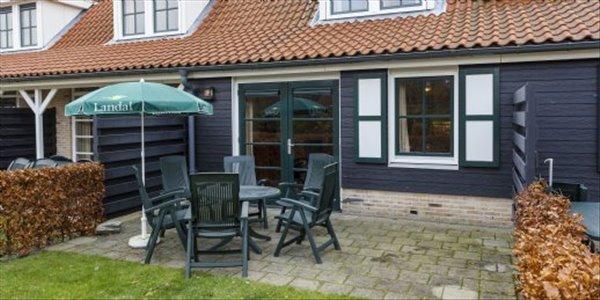 Landal Résidence 't Hof van Haamstede | 6 persoonswoning | type 6D | Burgh Haamstede, Zeeland
