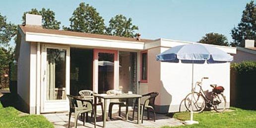 Landal Resort Haamstede | 4-persoonsbungalow | type 4B | Burgh-Haamstede, Zeeland