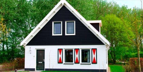 Landal Resort Haamstede | 8 persoonsbungalow Luxe | type 8EL | Burgh Haamstede, Zeeland