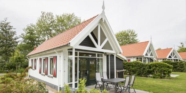 Landal Resort Haamstede | 2 persoonsbungalow Luxe | type 2AL | Burgh Haamstede, Zeeland