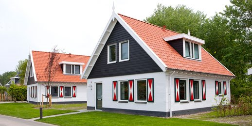 Landal Resort Haamstede | 4-persoonsbungalow - Luxe | type 4BL2 | Burgh-Haamstede, Zeeland