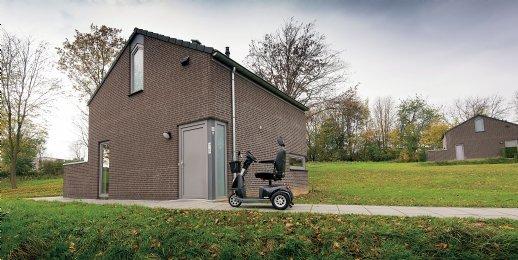Landal Reevallis | 4-persoons extra toegankelijke bungalow | type 4CET | Vijlen, Limburg