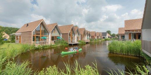 Landal De Reeuwijkse Plassen | 8-pers. kinderwoning | Type 8CK | Reeuwijk, Zuid-Holland