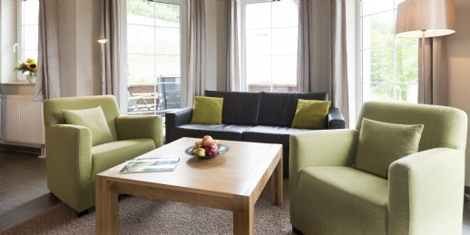 Landal Salztal Paradies | 4-persoonsappartement - luxe | type 4BL | Bad Sachsa, Harz