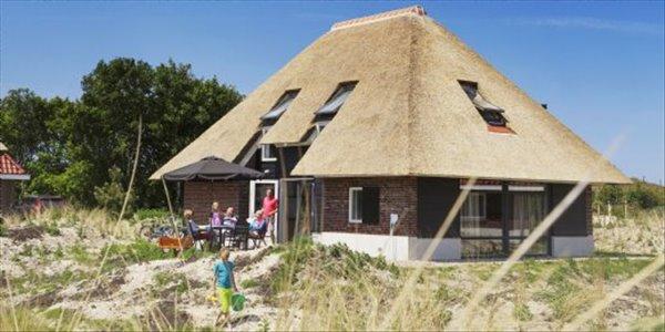 Landal Sluftervallei | 6 persoonsbungalow luxe | type 6L | De Cocksdorp, Texel