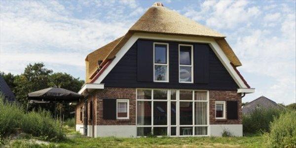 Landal Sluftervallei | 8 persoonsbungalow luxe | type 8L | De Cocksdorp, Texel