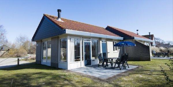 Landal Sluftervallei | 4 persoonsbungalow comfort | type 4C | De Cocksdorp, Texel