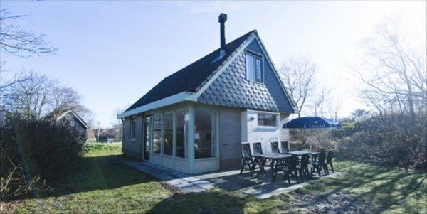 Landal Sluftervallei | 8 persoonsbungalow comfort | type 8C | De Cocksdorp, Texel