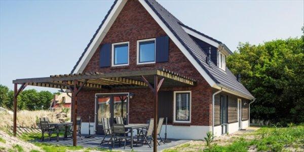 Landal Sluftervallei | 10 persoons extra toegankelijke bungalow | type 10LT | De Cocksdorp, Texel