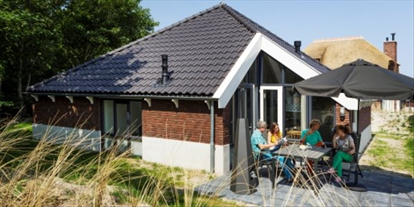 Landal Sluftervallei | 4 persoonsbungalow extra luxe | type 4EL | De Cocksdorp, Texel