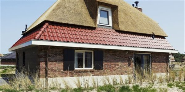 Landal Sluftervallei | 6 persoonsbungalow extra luxe | type 6EL | De Cocksdorp, Texel