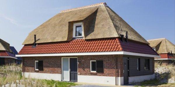Landal Sluftervallei | 8 persoonsbungalow luxe | type 8EL | De Cocksdorp, Texel