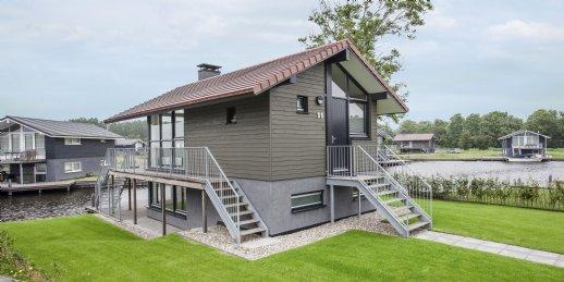 Waterpark Sneekermeer 4 6 Pers Ferienhaus Komfort