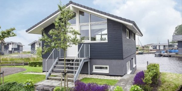 Landal Waterpark Sneekermeer | 6-persoons waterwoning - comfort | type 6C2 | Terherne, Friesland