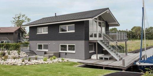 Landal Waterpark Sneekermeer   8-persoons waterwoning - comfort   type 8C   Terherne, Friesland